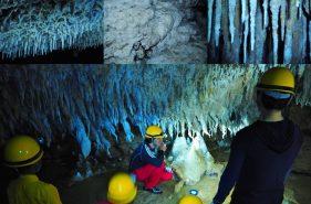地底に眠る神秘の世界!南の島の洞くつ探検が本当にスゴイ