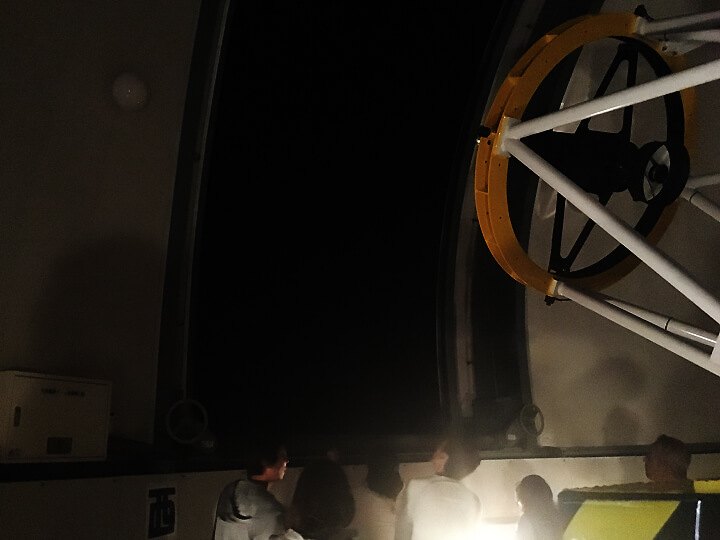 石垣島天文台圓頂