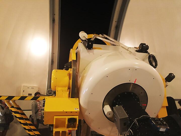 はいむるぶし望遠鏡