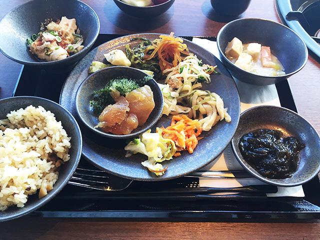 琉球BBQ Blue 朝食バイキング