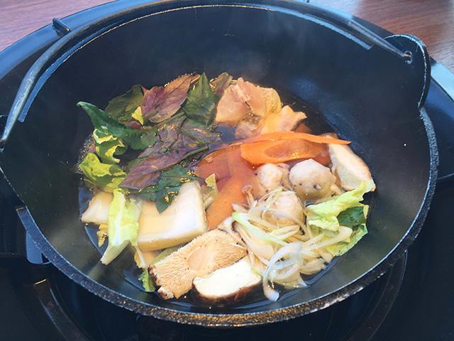 琉球BBQ Blue 鍋2