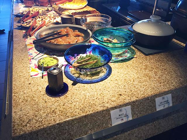 琉球BBQ Blue 海鮮類