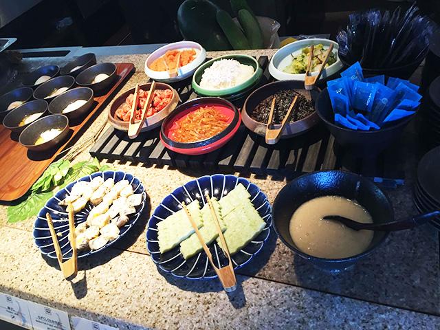 琉球BBQ Blue ご飯のお供