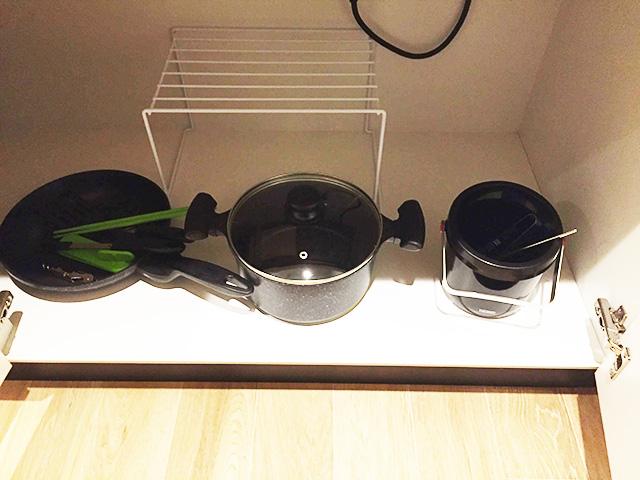 カフーリゾート アネックス棟 鍋類
