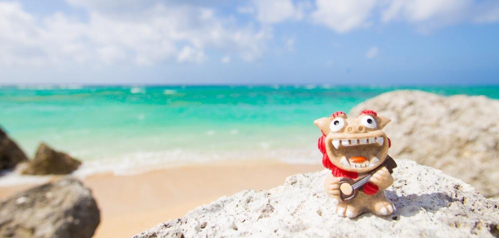 沖縄旅行費用イメージ