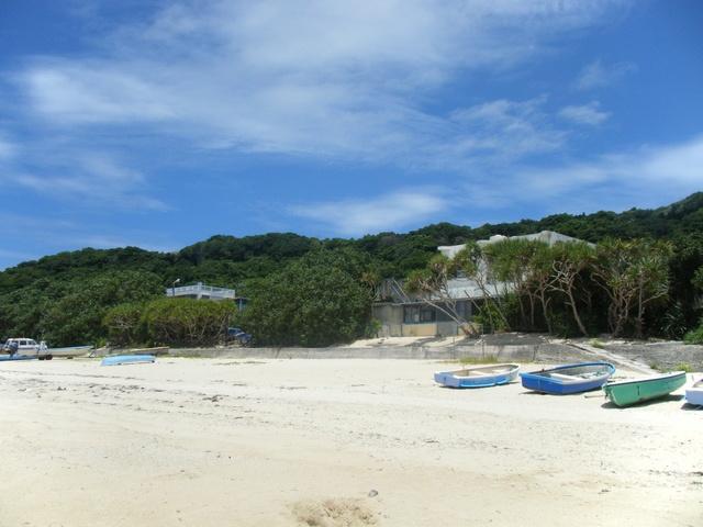 新原ビーチ|沖縄旅行おすすめイメージ