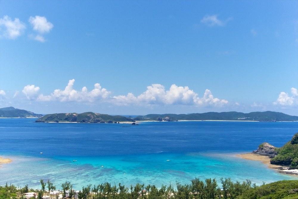 とかしくビーチ|沖縄旅行おすすめイメージ