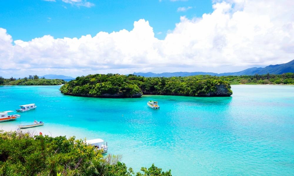 川平湾|沖縄旅行おすすめイメージ