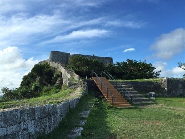 勝連城跡|沖縄旅行おすすめイメージ