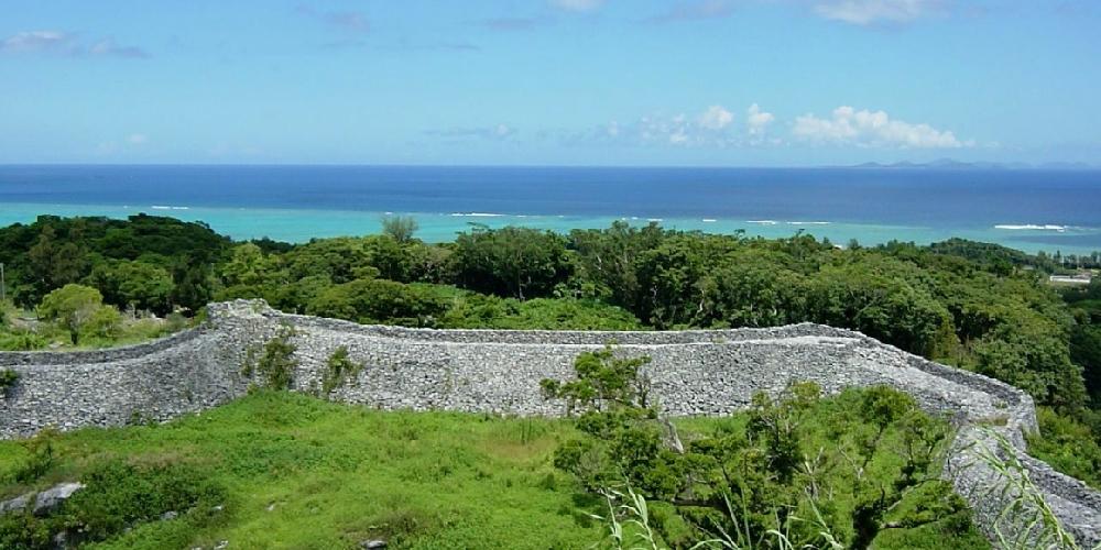 今帰仁城跡|沖縄旅行おすすめイメージ