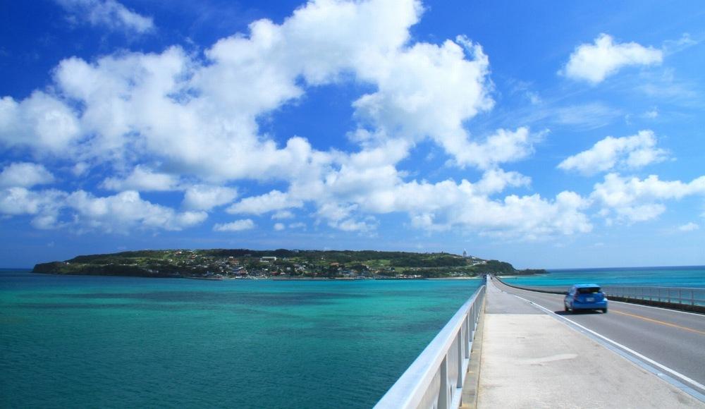 ボーナスで沖縄へ旅行行く