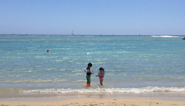 沖縄旅行|子どもイメージ
