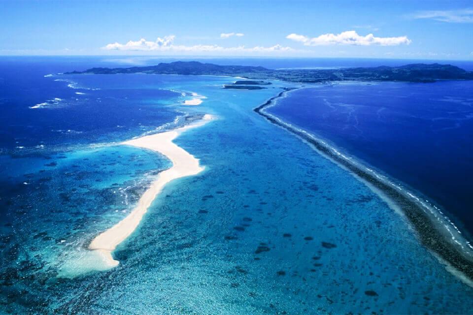 久米島 観光 目玉 はての浜