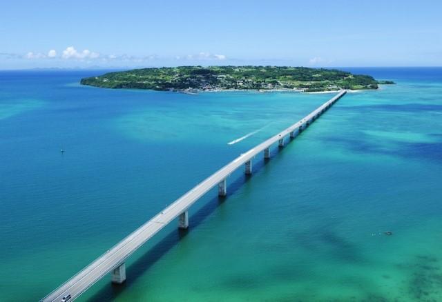 沖縄・古宇利島イメージ
