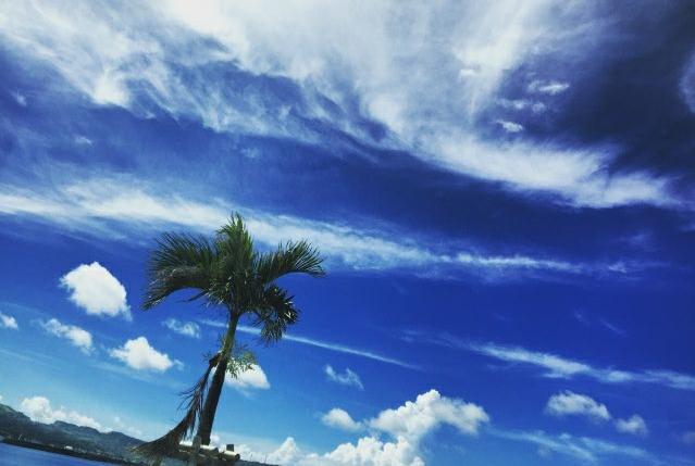 沖縄旅行のイメージ