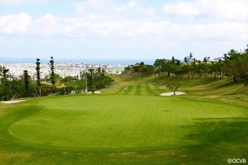 沖縄旅行ゴルフイメージ