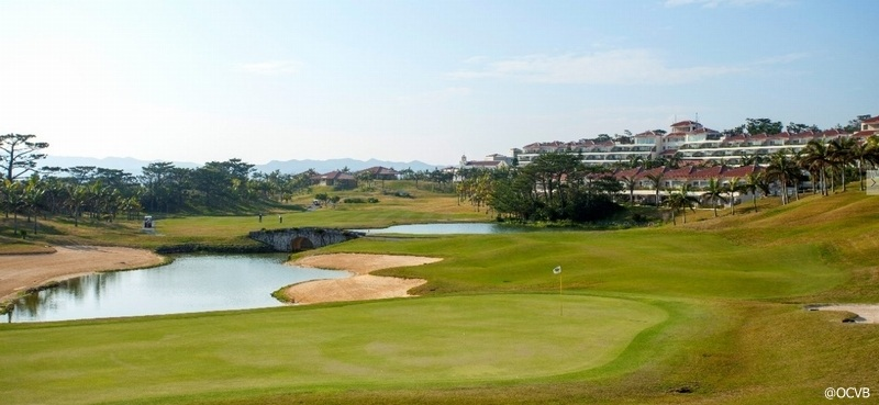 沖縄旅行ゴルフ