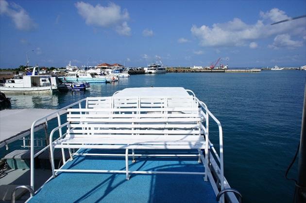 パナリ島シュノーケルツアー体験