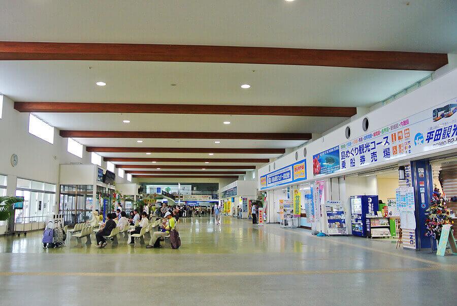 石垣島離島ターミナル1