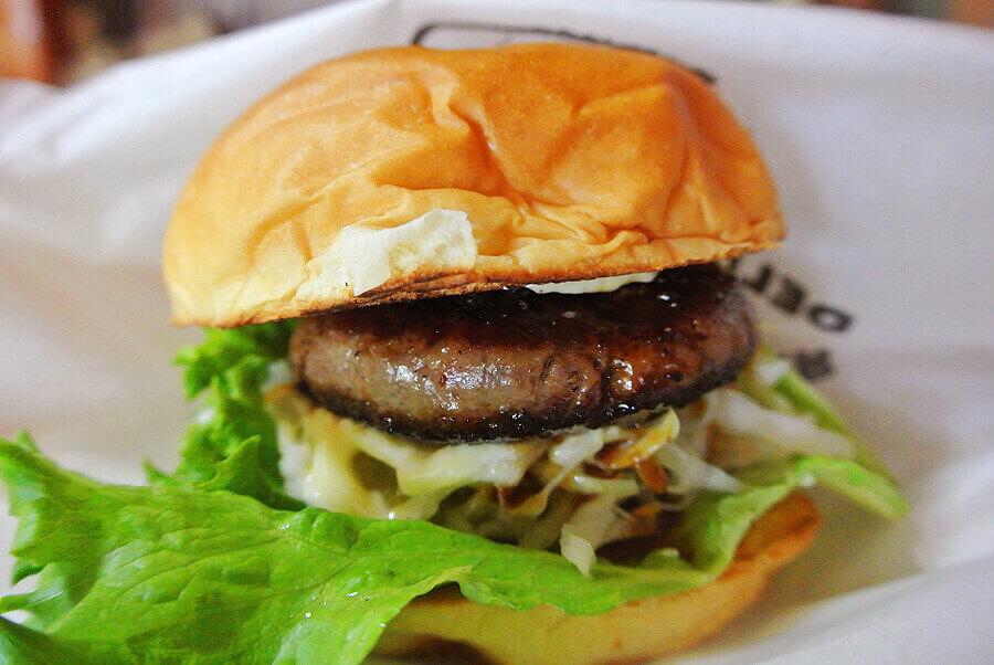 竹富島で会いましょう 石垣牛バーガー
