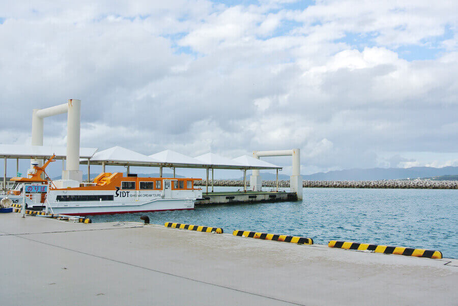 竹富島ターミナル