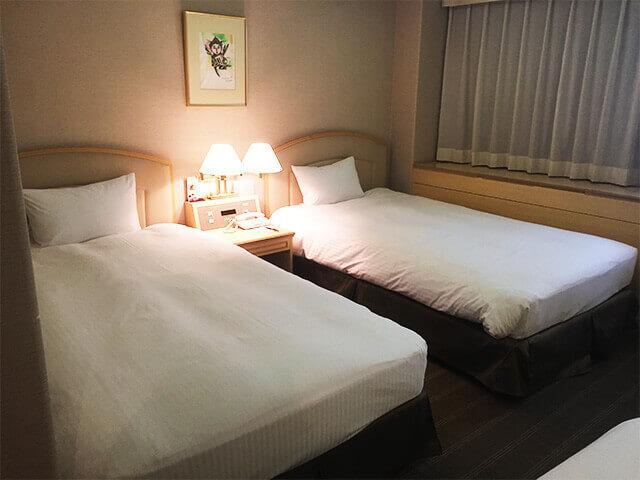 沖縄都ホテル ファミリールーム②
