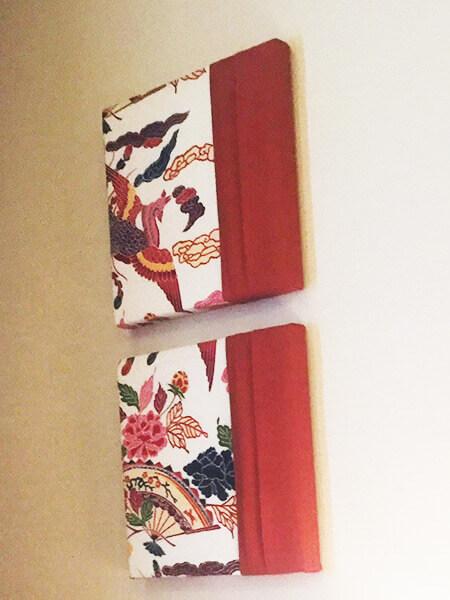 沖縄都ホテル パティオツイン 紅型オブジェ