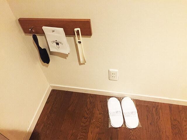 沖縄都ホテル パティオツイン 玄関