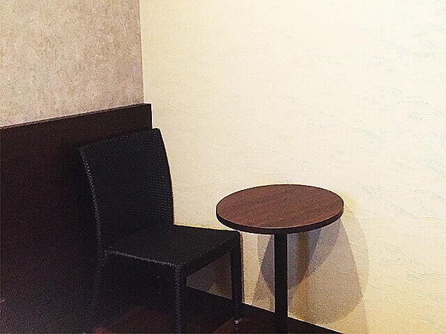 那覇セントラルホテル 椅子
