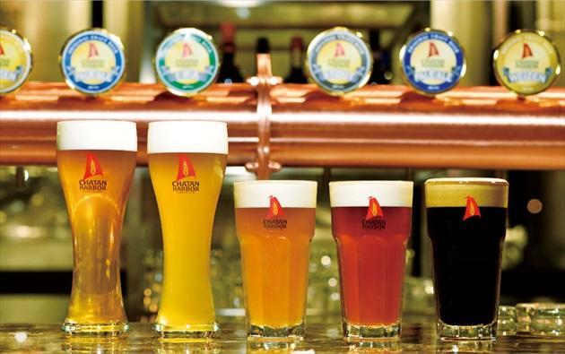 ジ・ウザテラス オリジナルクラフトビール