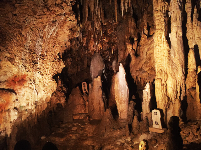 玉泉洞 中の様子2
