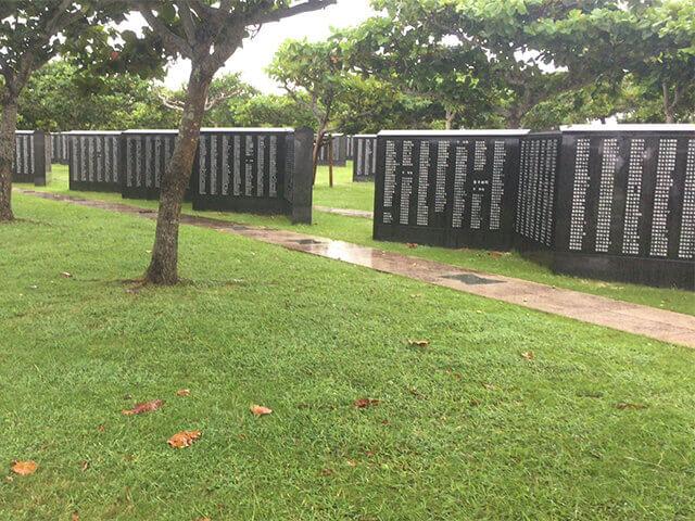 平和祈念公園 平和の礎2
