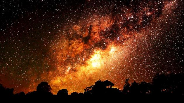 石垣島の星イメージ