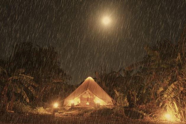 石垣島の雨 イメージ