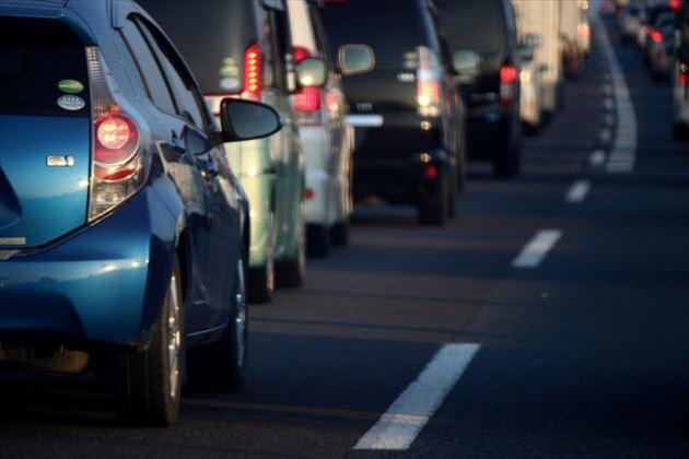 交通渋滞イメージ
