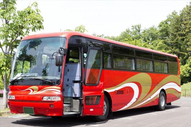 観光バスイメージ