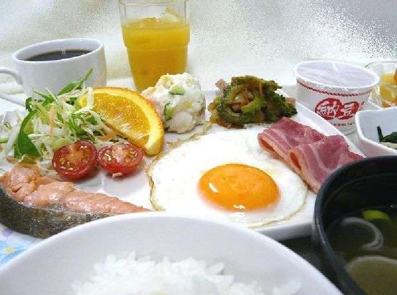 ホテルピースランド石垣島 朝食イメージ