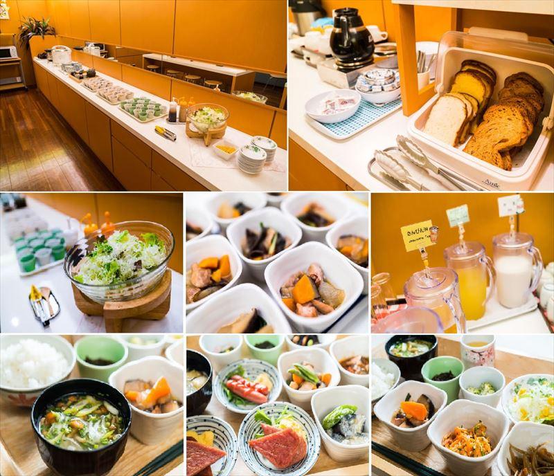 スーパーホテル石垣島 朝食イメージ