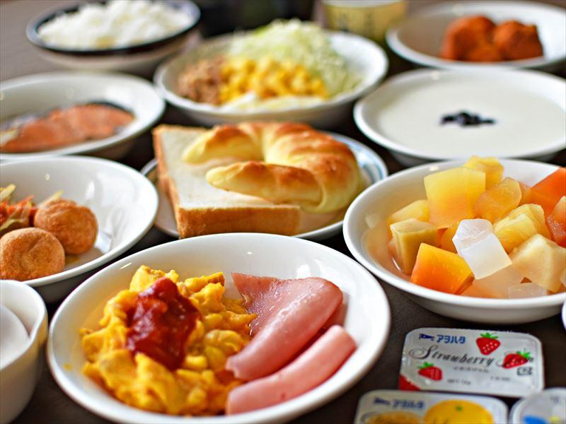 ホテルチューリップ石垣島 朝食イメージ