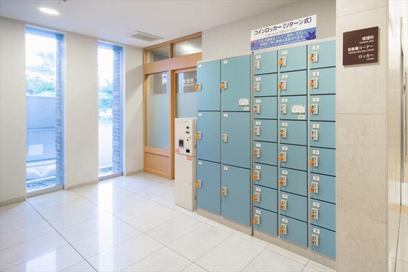 ベッセルホテル石垣島 コインロッカー