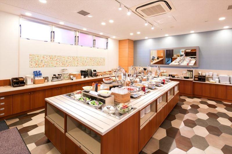 ベッセルホテル石垣島 朝食イメージ