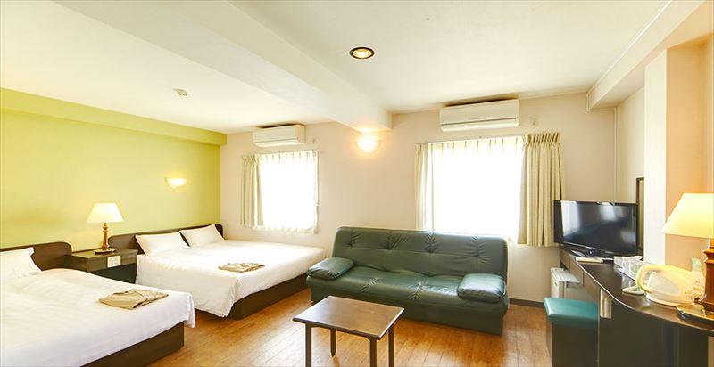 ホテルラッソアビアンパナ石垣島 客室イメージ