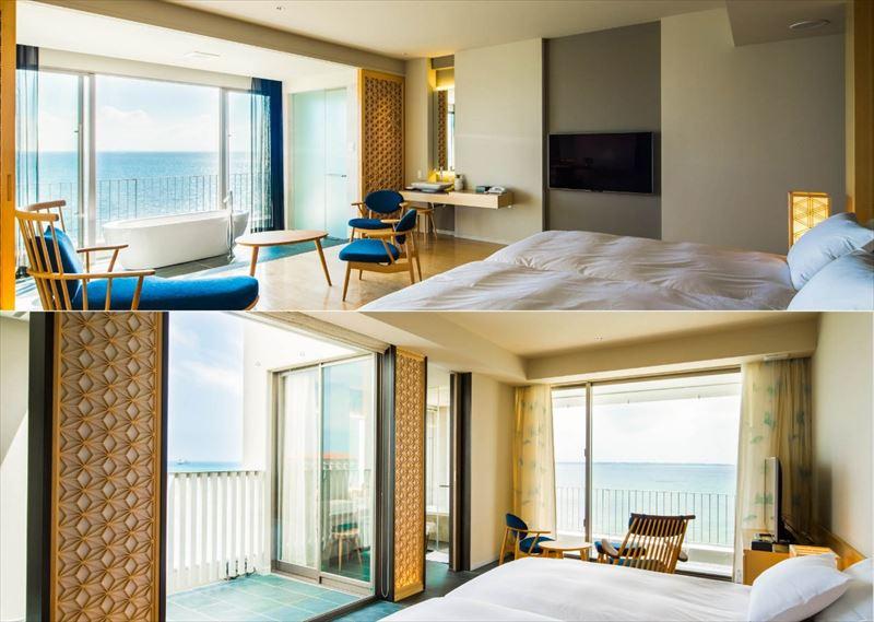 ビーチホテルサンシャイン客室イメージ