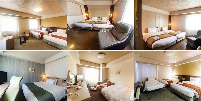 ダイワロイネットホテル那覇国際通り客室イメージ