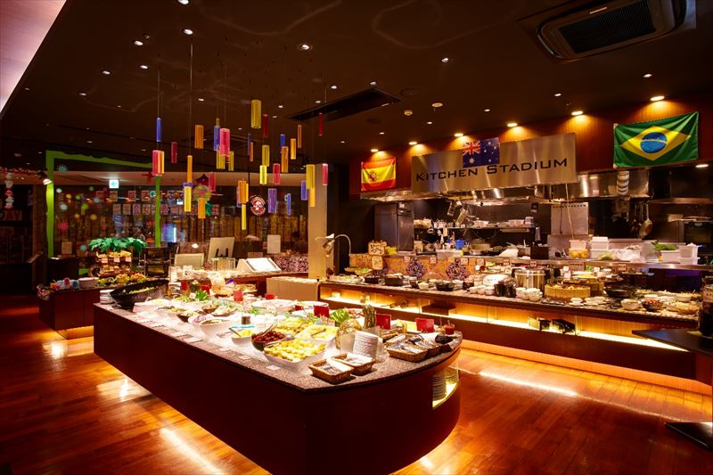 ホテルロコアナハ 朝食イメージ