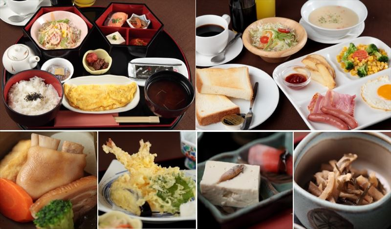 ホテル山の内朝食イメージ