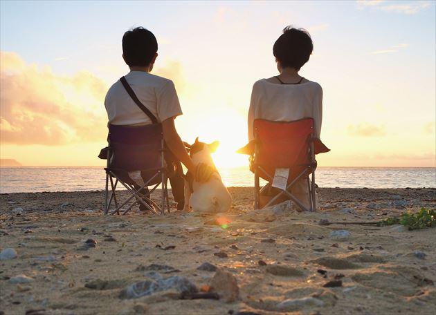 沖縄初日の出イメージ