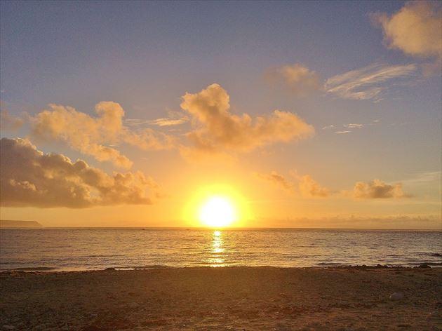 沖縄初日の出スポットイメージ
