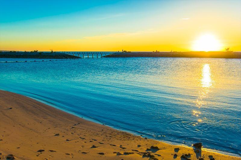 沖縄サンセット イメージ