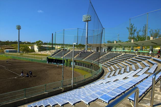 宜野座村野球場